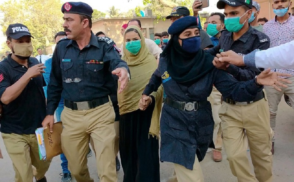 Each year, 1,000 Pakistani girls forcibly converted to Islam