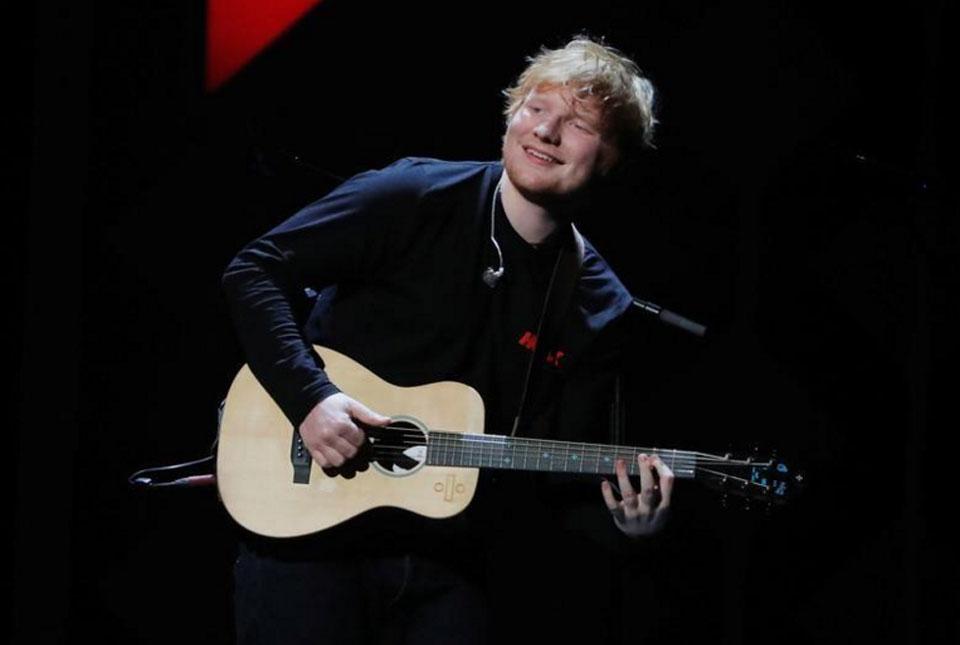 Ed Sheeran and Dua Lipa dominate Brit Award nominations