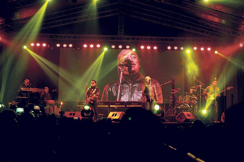 Nepathya starts tour in Damak