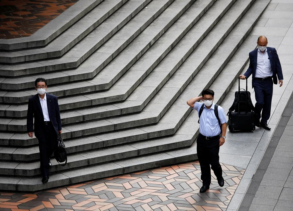 Tokyo reports record 472 new coronavirus cases on Saturday: NHK