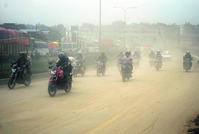 Suryabinayak-Dhulikhel road expansion soon
