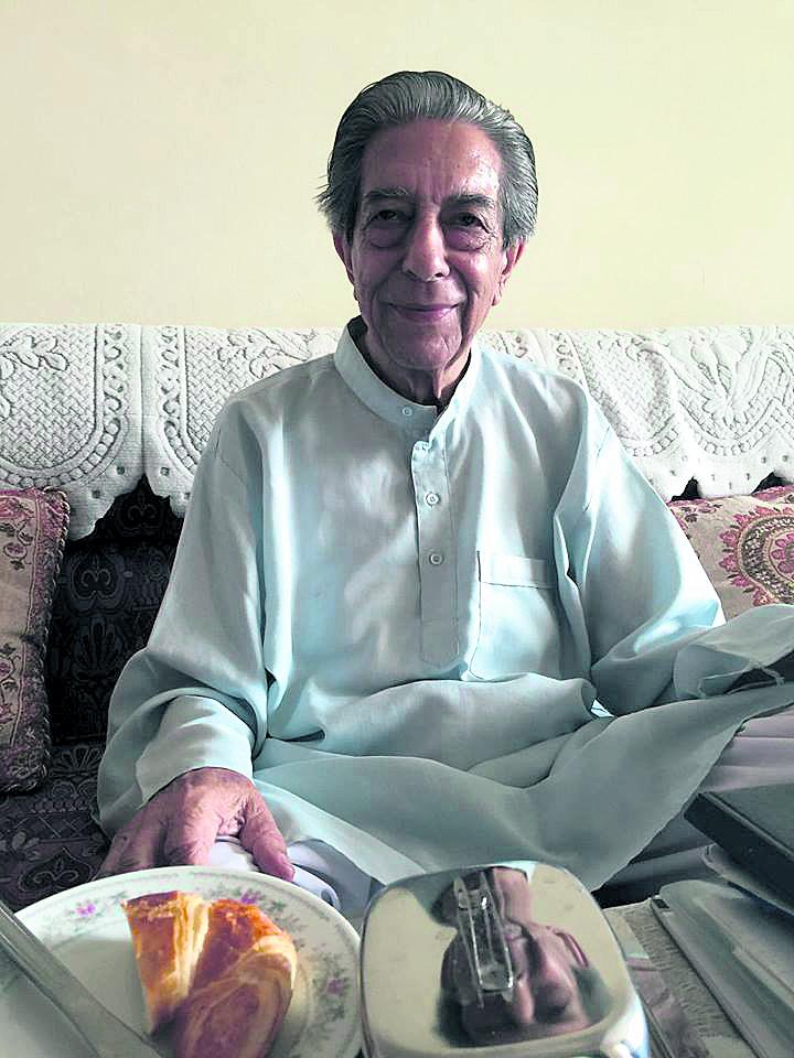 Remembering Jagadish Shamsher Rana