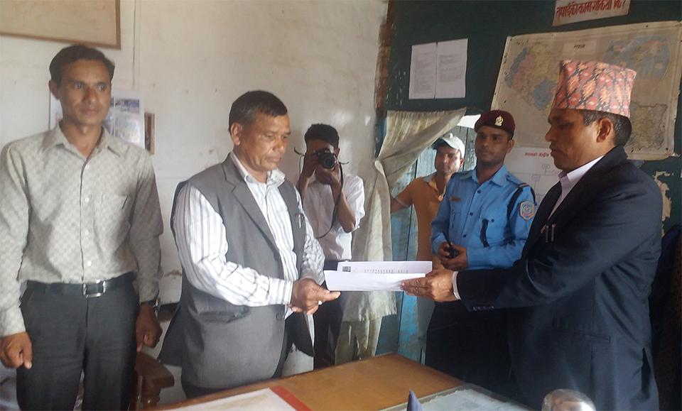 24-hr ultimatum to arrest murderer of NC district leader