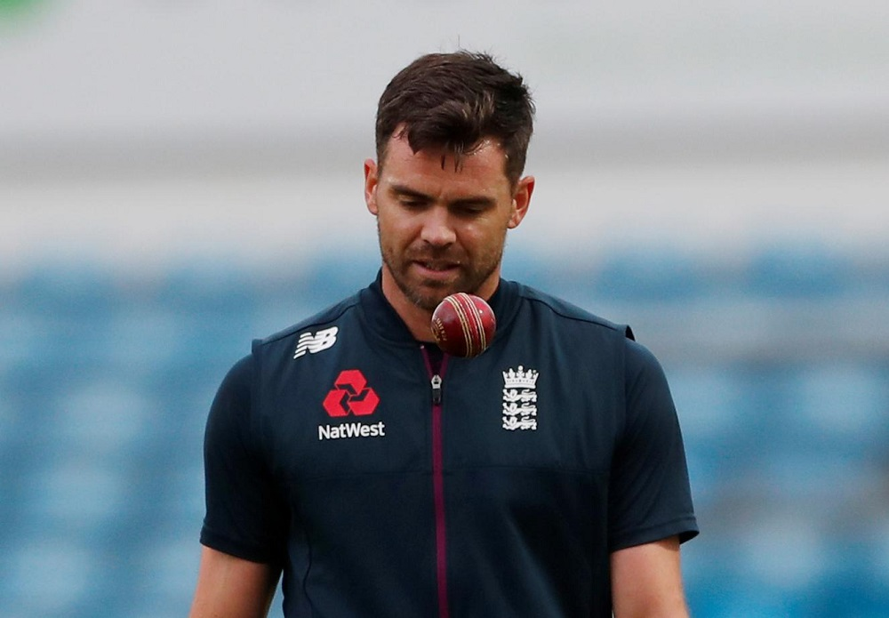 England may join Windies in potential BLM protest - Anderson