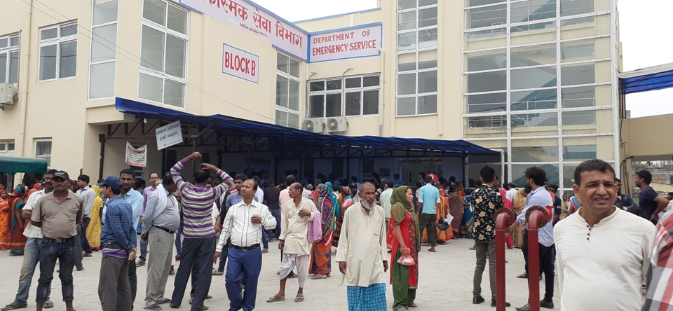 One shot dead in Janakpur