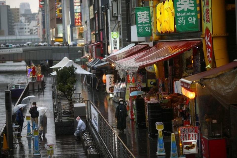 Japan's Osaka set to declare emergency amid record COVID-19 cases - media