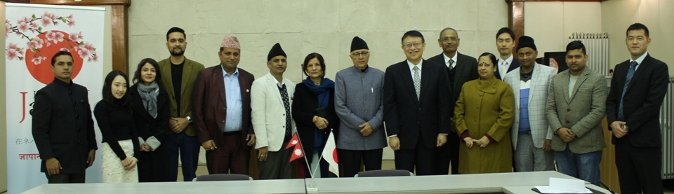 Japan extends financial support to build health facility in Biratnagar