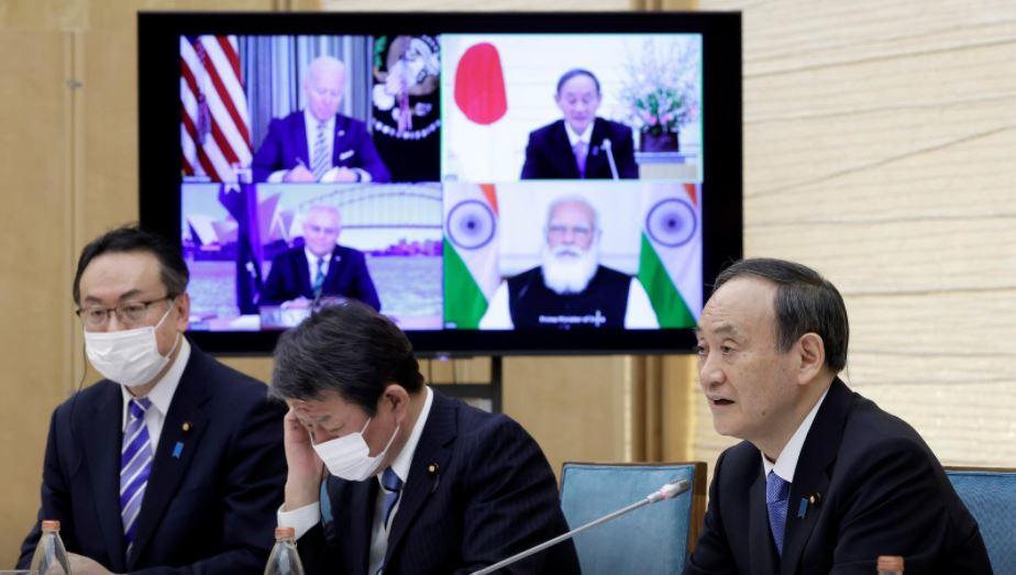 Biden, Japan PM Suga likely to meet in Washington on April 9: media