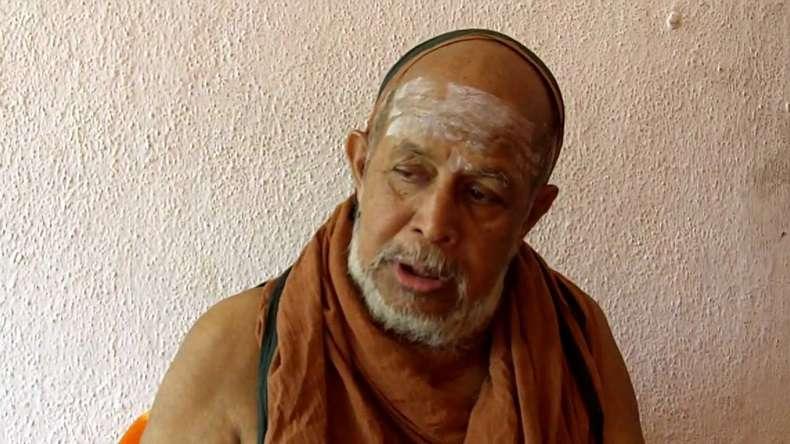Kanchi seer Jayendra Saraswati passes away