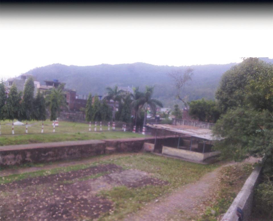 Jeetgadhi Fort Reviving Past Glory