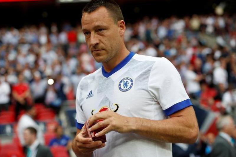Former Chelsea captain Terry joins Aston Villa