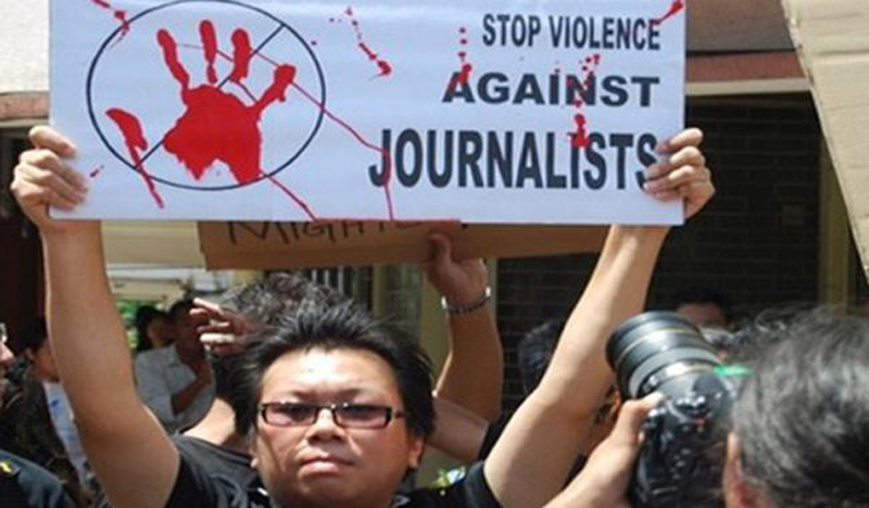 Journalist killed every 4.5 days: UNESCO