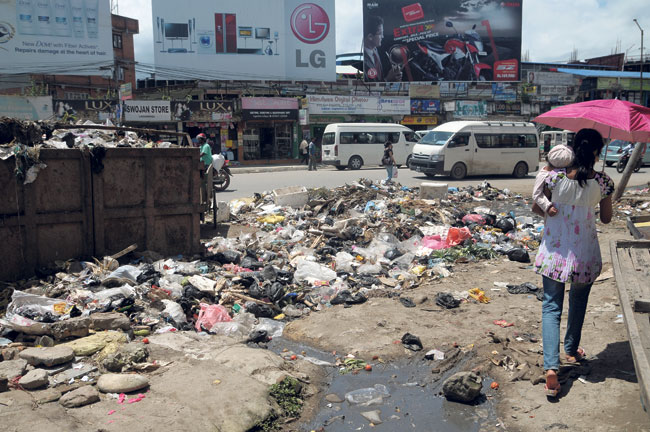 Recycling factories halt work to protest against VAT