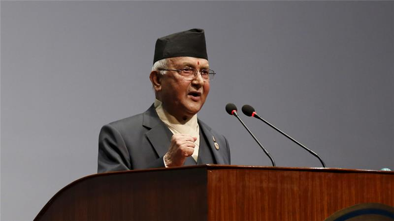 PM Oli says neither there's hurry nor delay in unification of UML and CPN (MC)