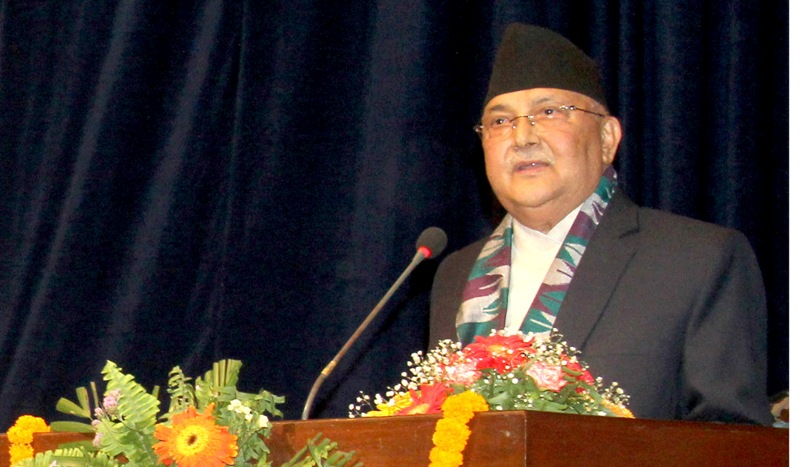 I'm not as delighted as I was: PM Oli