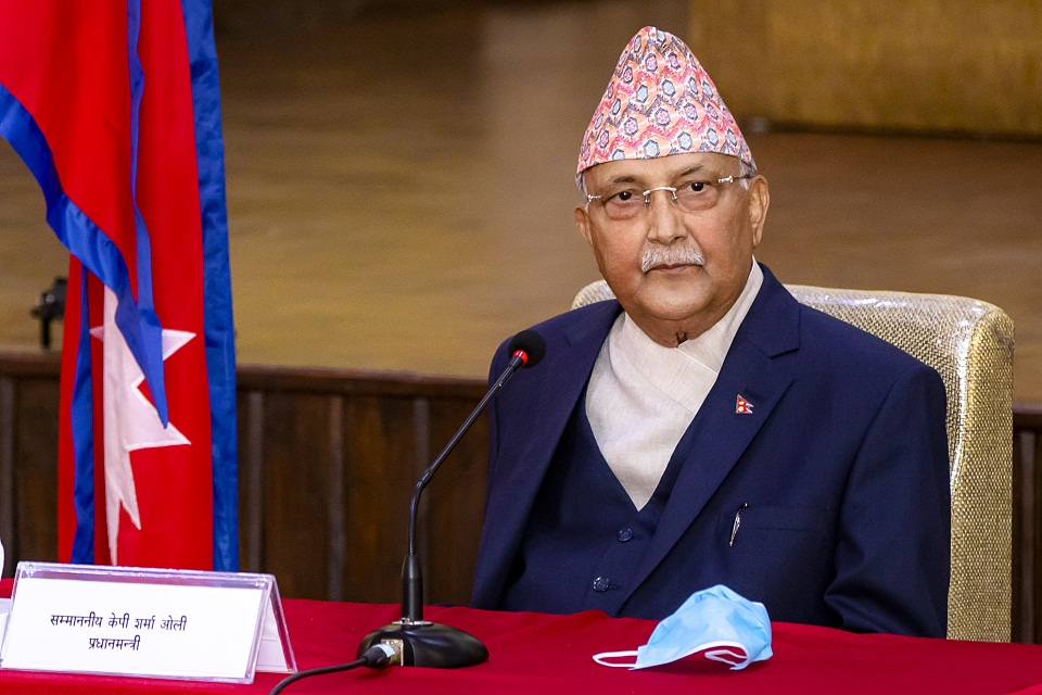 No one remains hungry, no one dies of hunger: PM Oli