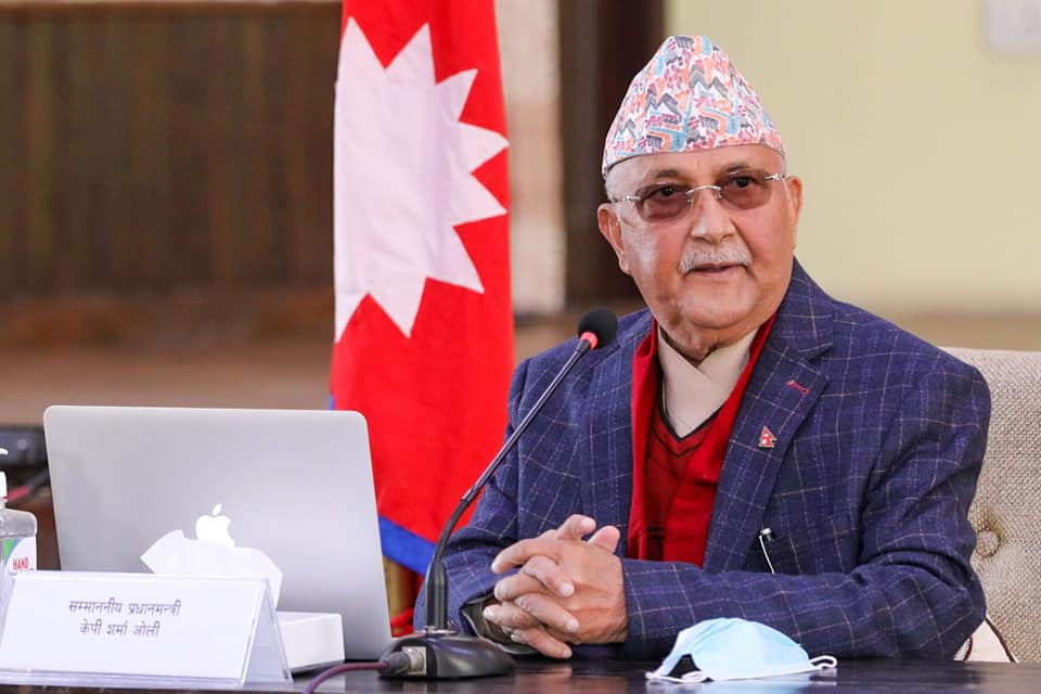Prime Minister Oli is pushing the country to precipice. Is there a way to stop him?
