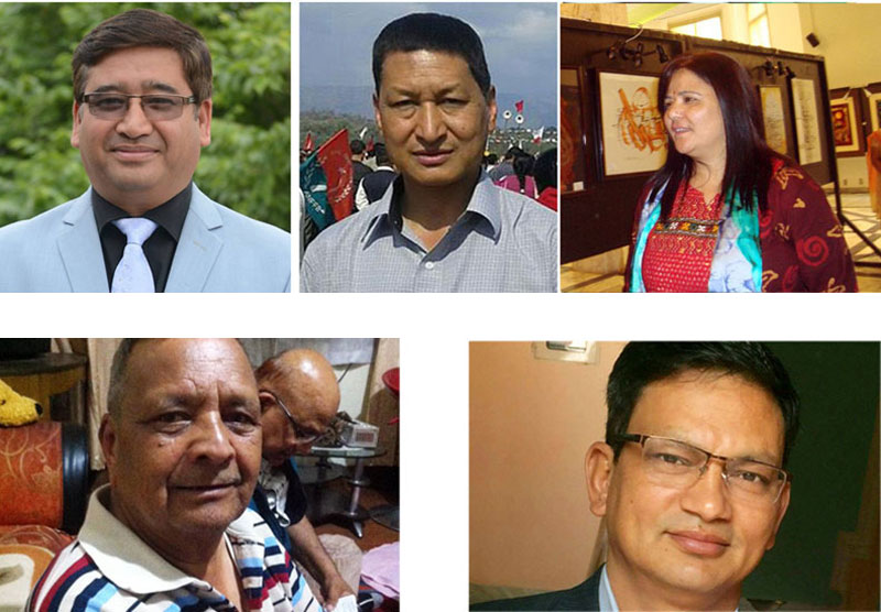 UML's lower committees recommend five names for KTM mayor; Sthapit, Pradhan not in the list