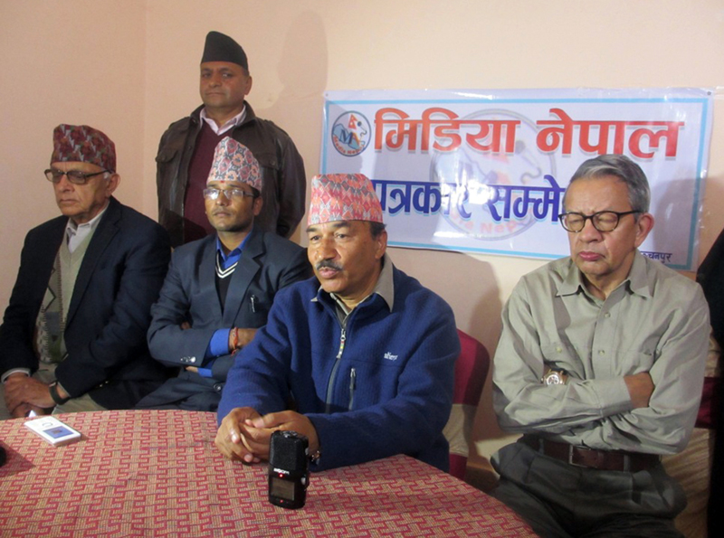 Party consent needed to forward amendment bill: RPP Chair Thapa