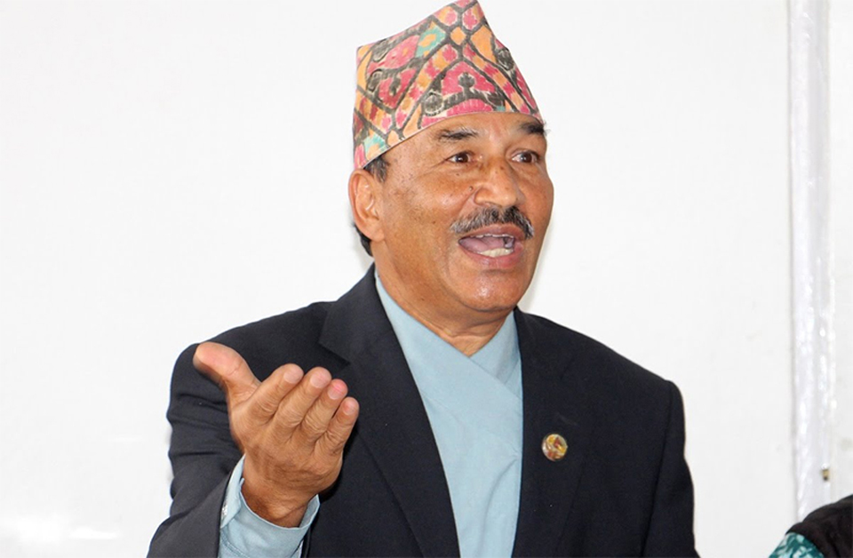 India is to be blamed for artificial enlargement of territory:  Former foreign minister Thapa