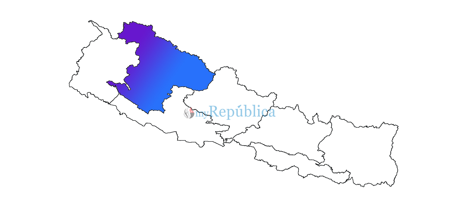 Coronavirus gradually tightening its grip on Karnali