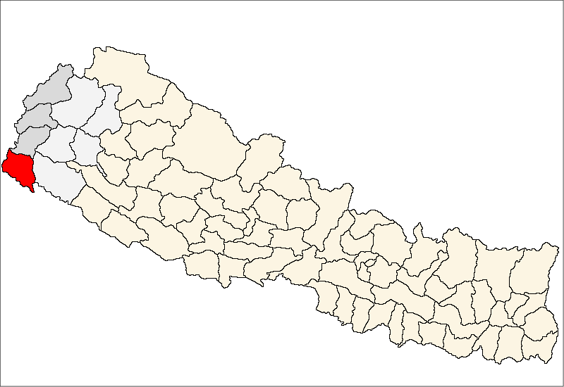 Forest land encroached on in Kanchanpur