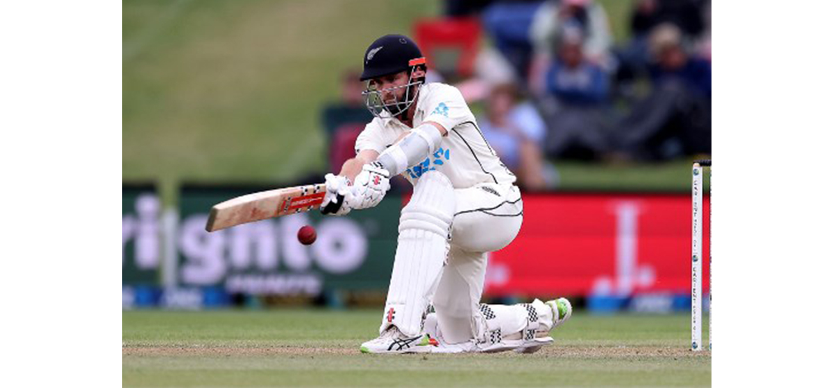 Williamson hits double hundred, New Zealand flatten Pakistan