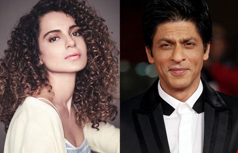 SRK refuses to work with Kangana for Bhansali's next