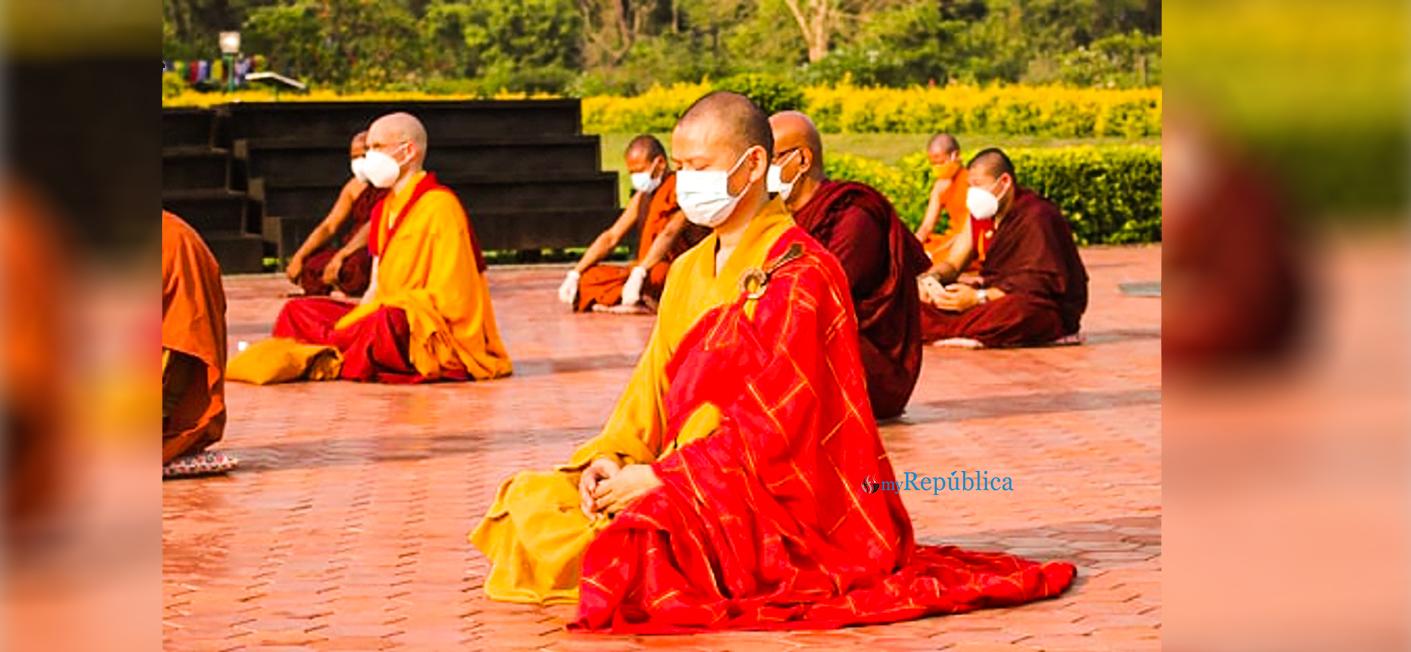 COVID-19 pandemic hampers Buddha Jayanti celebrations in Lumbini (with photos)