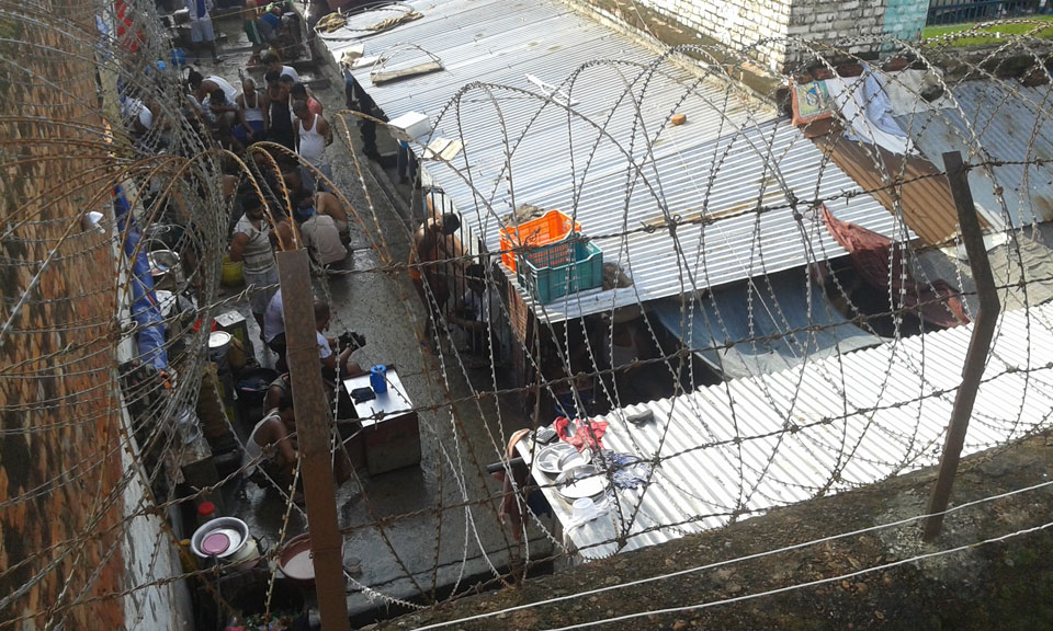 700 inmates crammed in Nepalgunj prison meant for 300