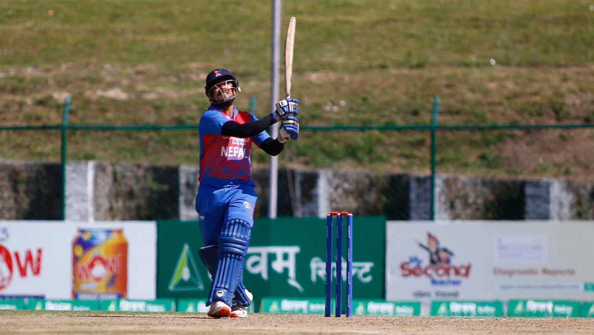 Nepal thrash Malaysia by 69 runs, will take on the Netherlands in final