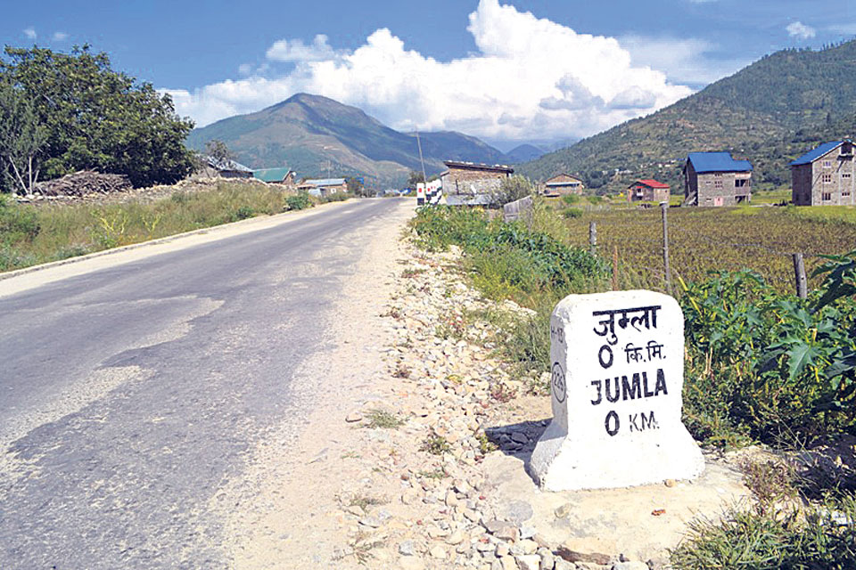 Karnali Highway: The road that transformed Jumla