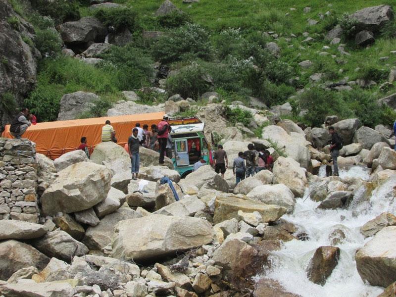 The  plight of Karnali Road