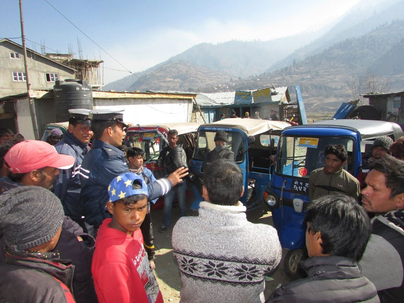 Road accidents continue unabated on Karnali Highway