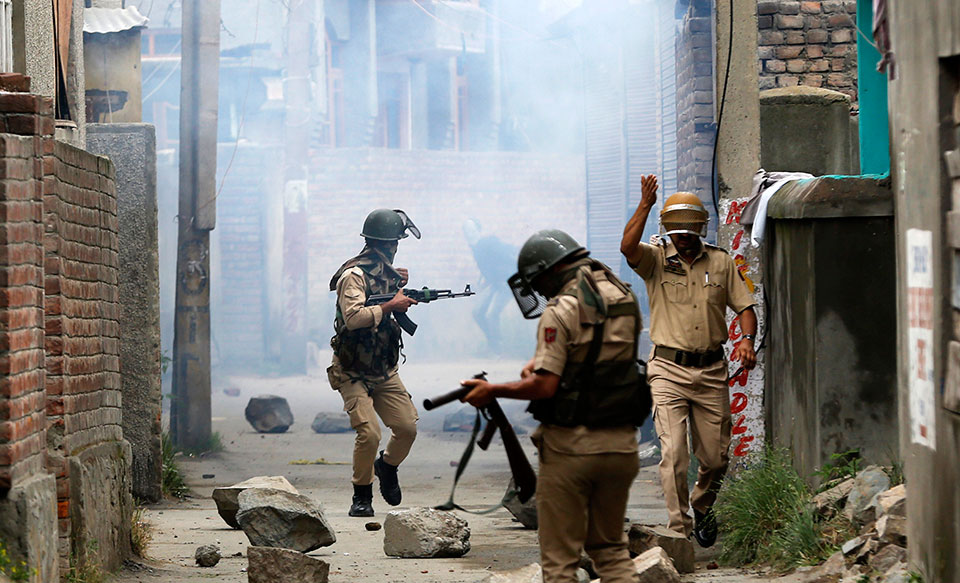 Nine Kashmiri youngsters martyred by Indian army in occupied Kashmir