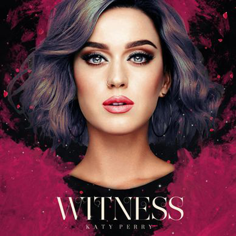 Katy Perry returns with her new album 'Witness'