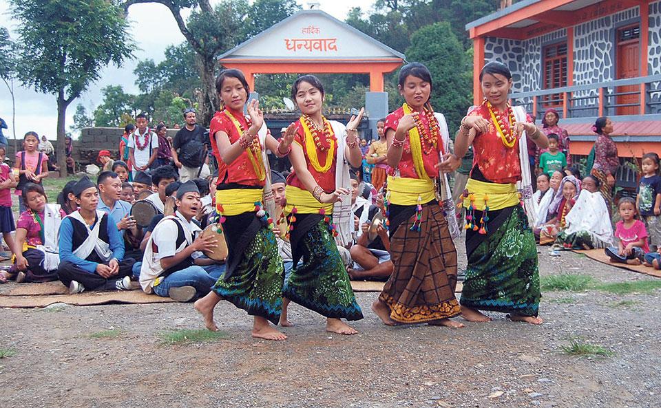 Kaura Aura Grips Syangja Youths