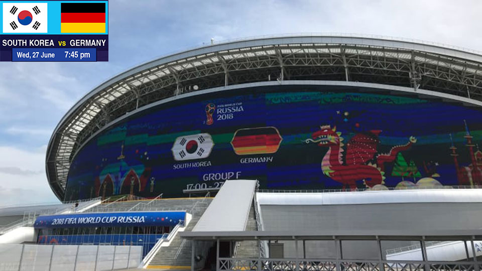 FIFA World Cup 2018: Korea Republic v Germany (Preview)
