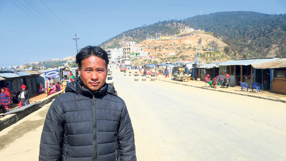 Former Maoist guerilla compelled to live with shrapnel in his head