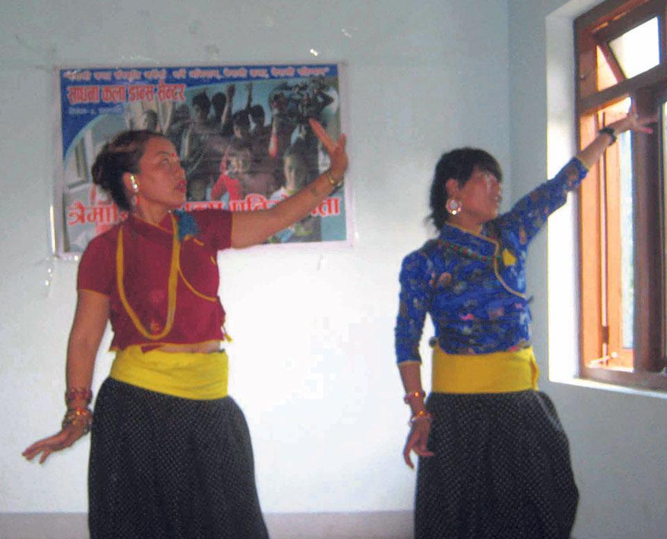 Junior and Senior dance competition