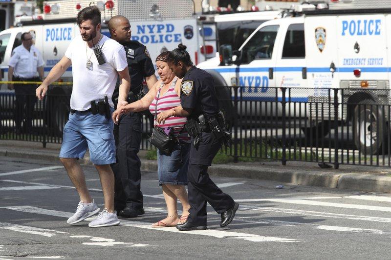 Doctor who shot 7 at NYC hospital had made threats to kill
