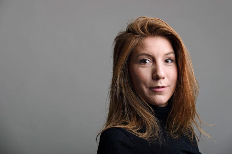Danish police find missing body parts of Swedish journalist Kim Wall