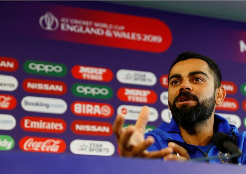 Kohli aces another chase as India thrash Sri Lanka in Indore