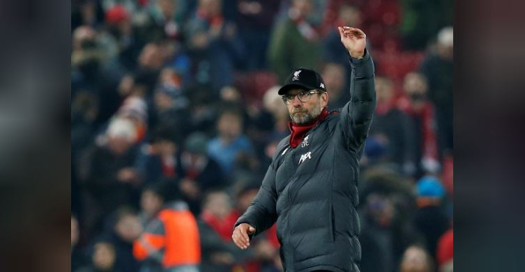Liverpool's Klopp unsure how he will approach two games in 24 hours