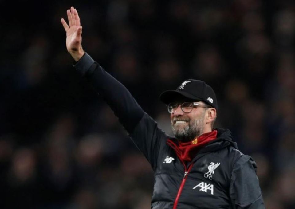 Only the title interests me, not records, says Klopp