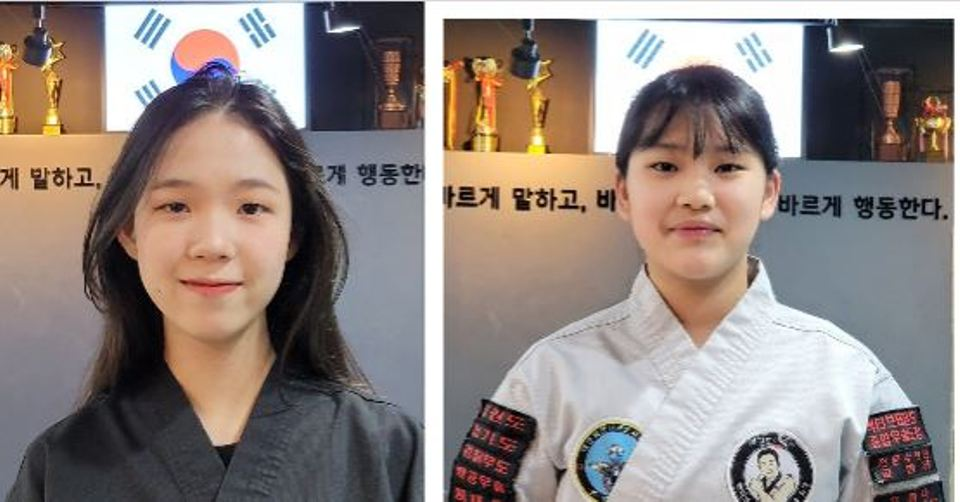 Two South Korean players win silver medals in Nepal Open International Virtual Poomsae and High Speed Kick Taekwondo Championship