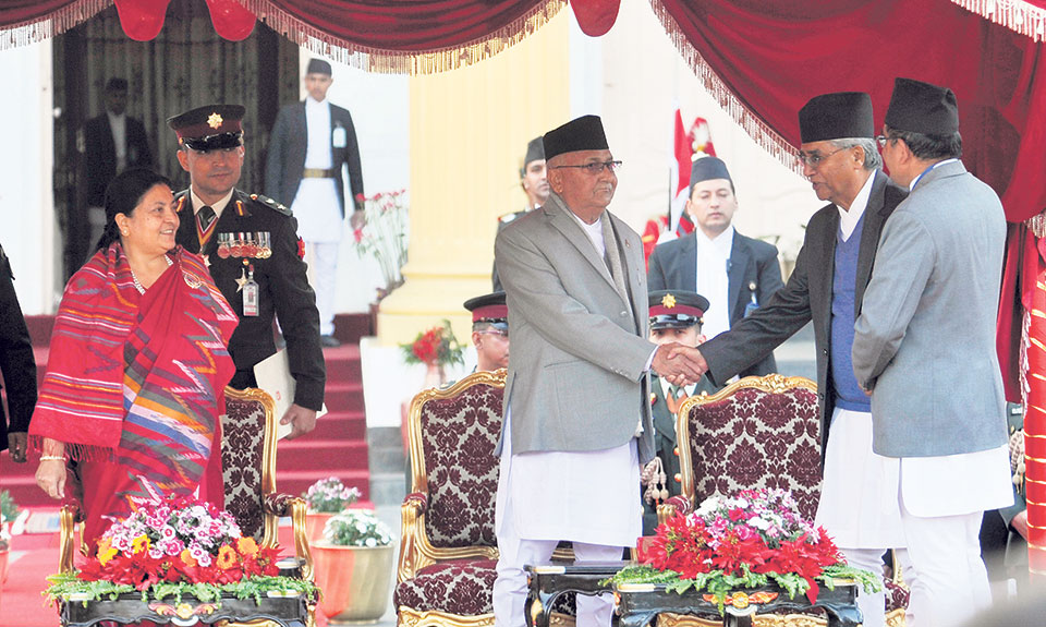Oli becomes prime minister again