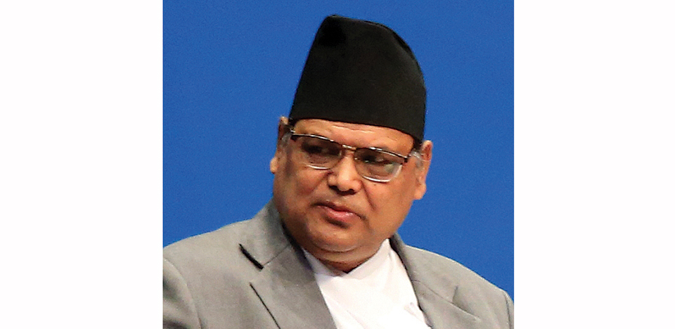 Former Speaker Mahara admitted to hospital