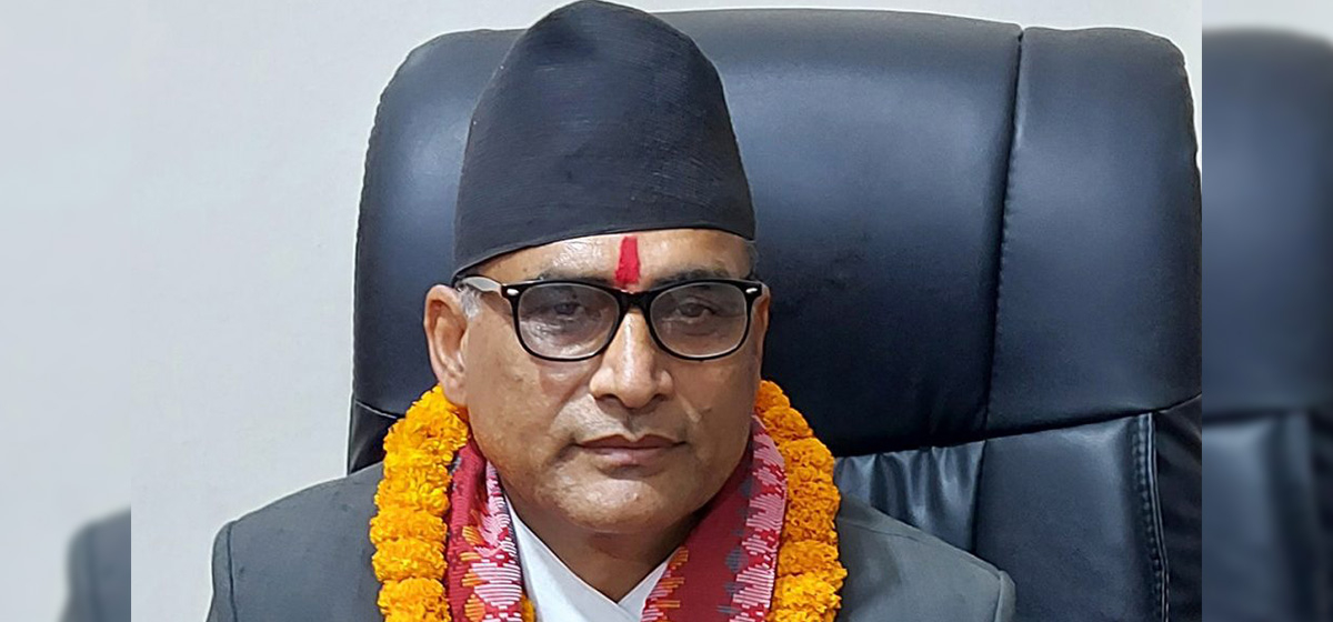 Bagmati Province's Social Development Minister Khanal resigns from his post