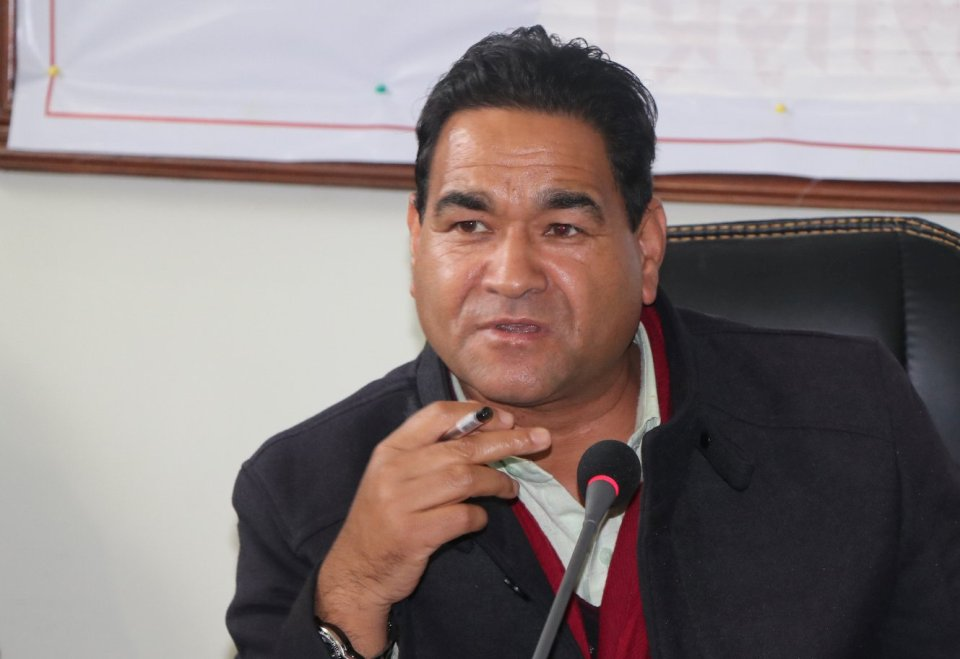 Internal Affairs Minister of Lumbini Province tests positive for  coronavirus - myRepublica - The New York Times Partner, Latest news of  Nepal in English, Latest News Articles